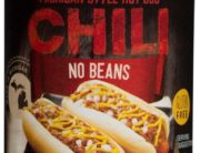 Woodward Ave Chili No Beans