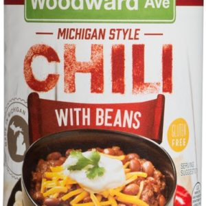 Woodward Ave Chili with Beans