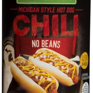 Woodward Ave Hot Dog Chili